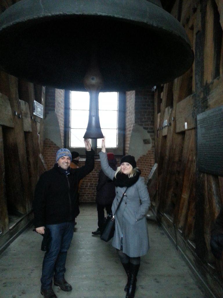 campana Zygmunt wewel cracovia