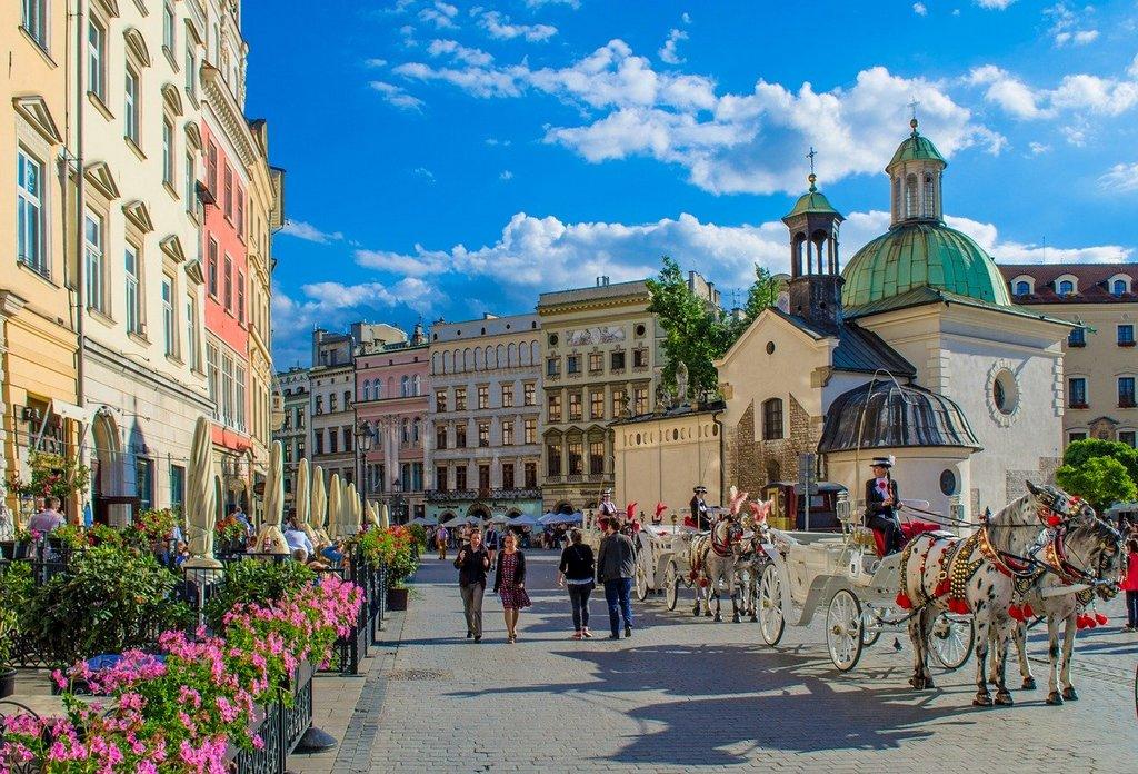 turismo polonia cracovia