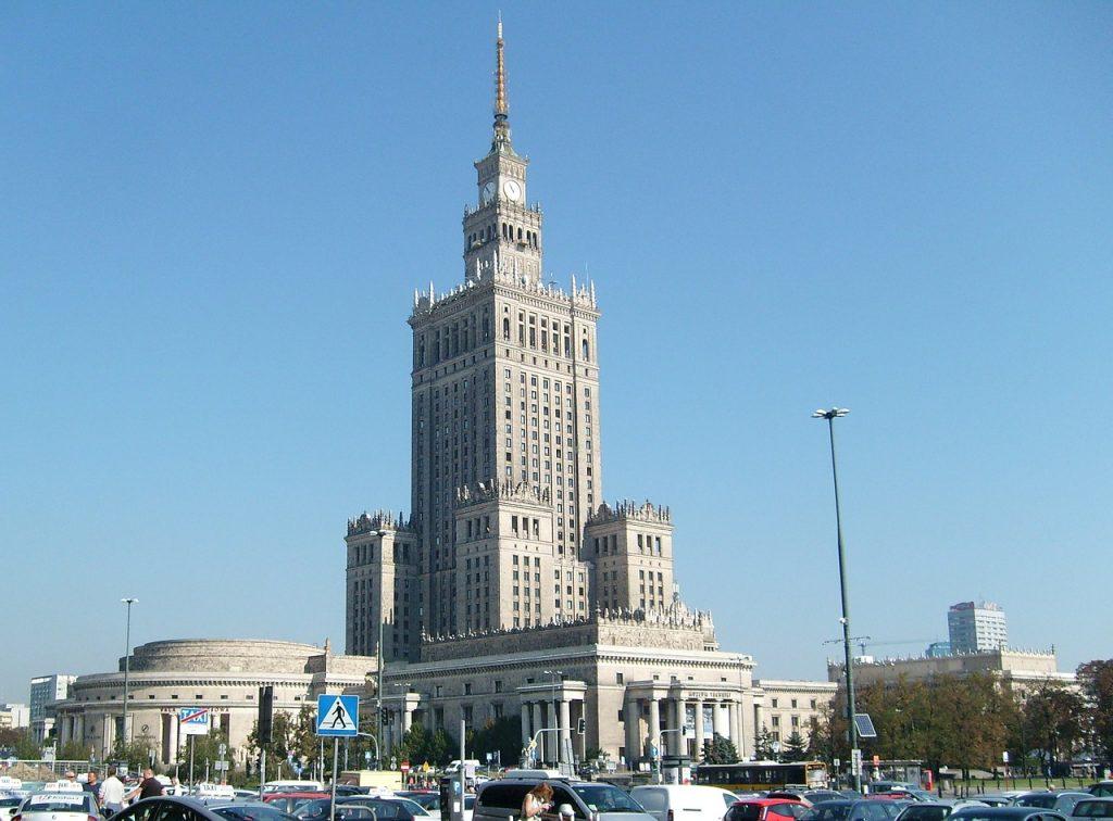 visitar palacio varsovia
