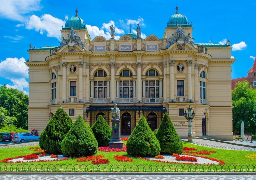 teatro slowacki cracovia