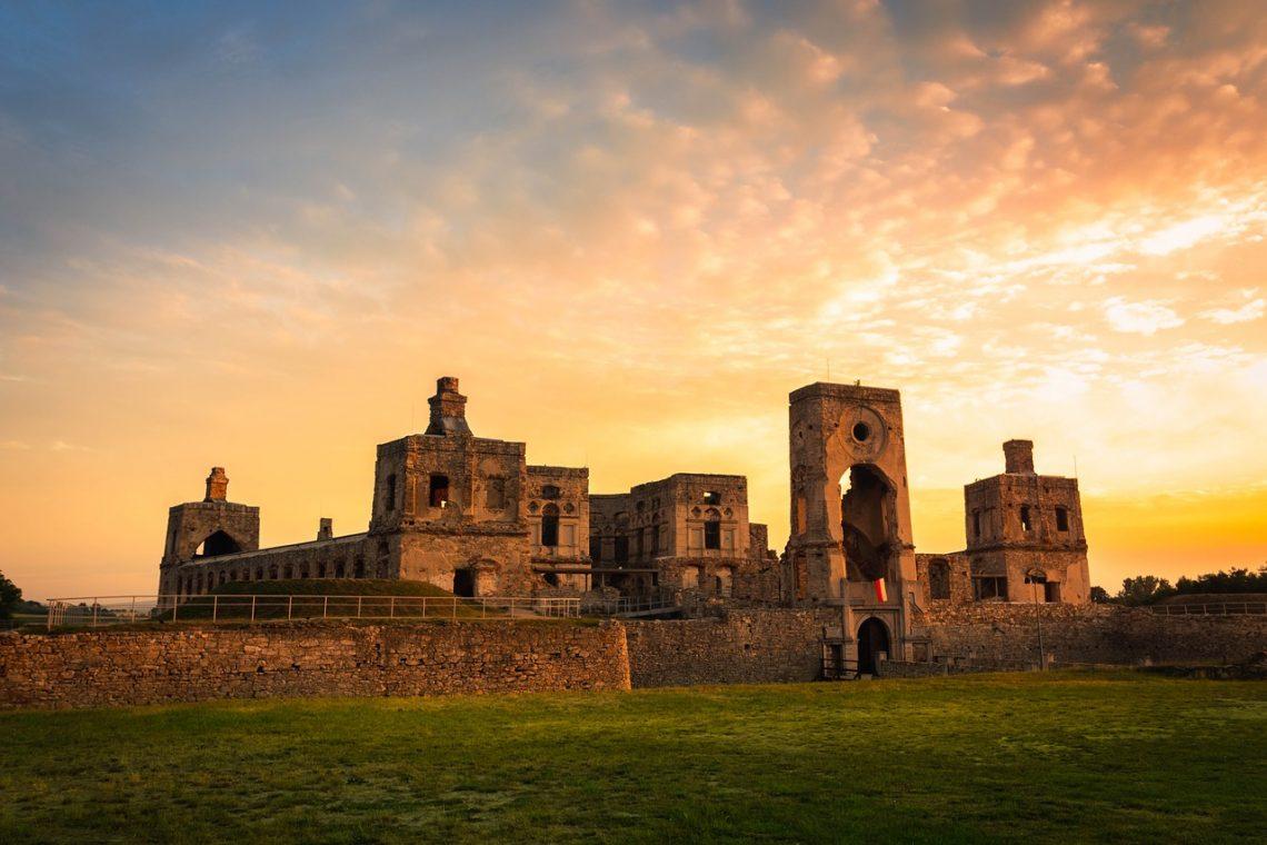 ujazd castillo