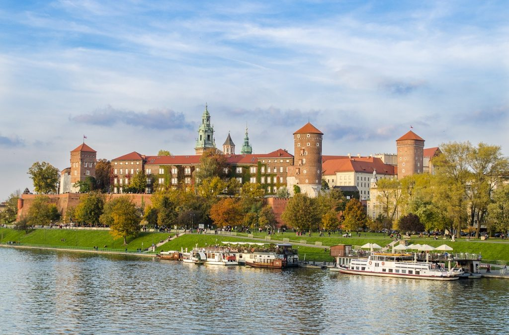 wawel castillo cracovia