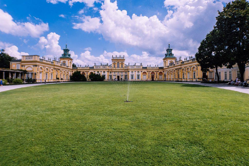 palacio wilanow varsovia