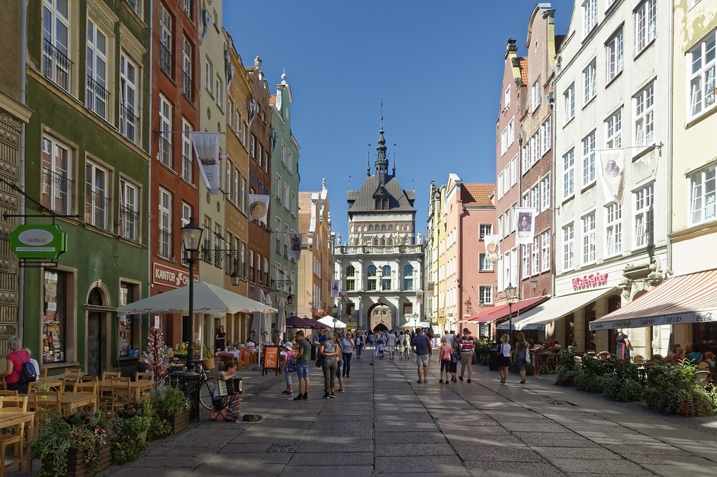 que ver en gdansk calle