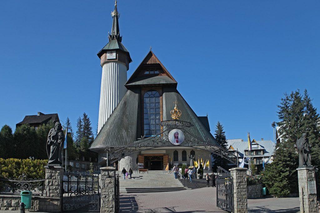 krzeptowki santuario zakopane