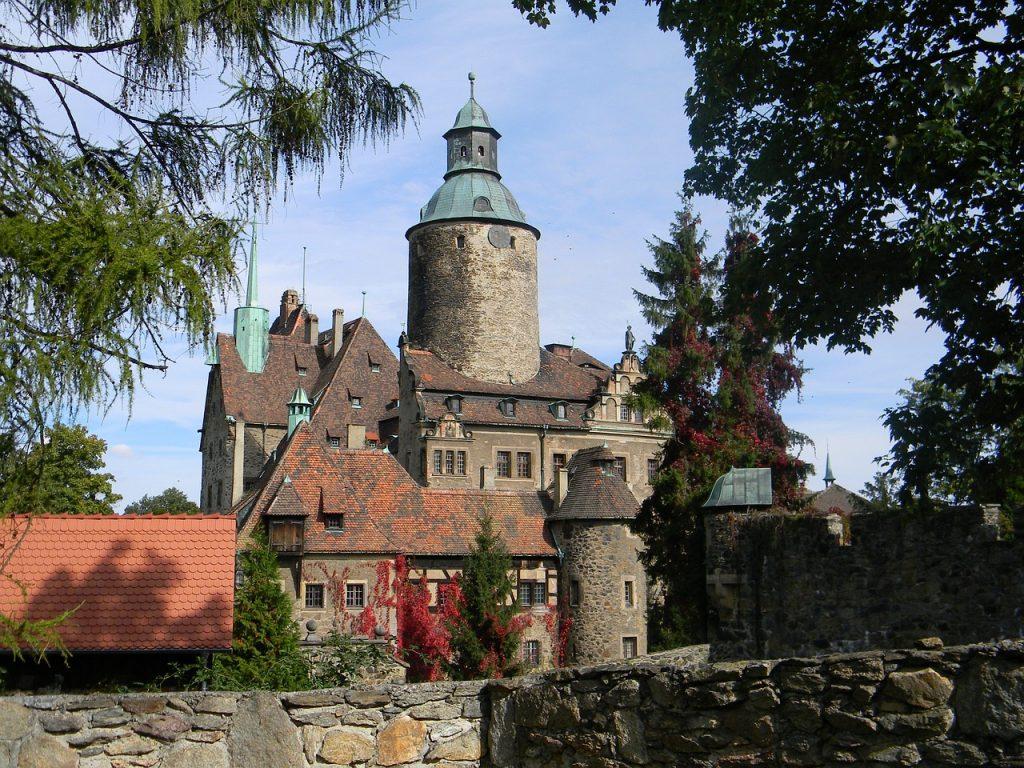 castillo czocha polonia