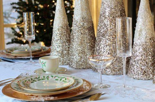 navidad en polonia mesa noche buena