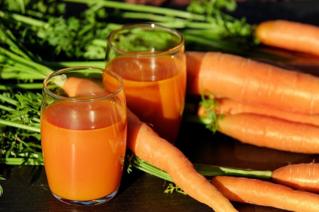zumo de zanahoria bebida tipica polaca