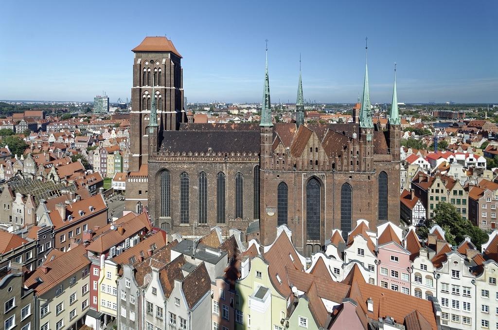 que ver en gdansk basilica