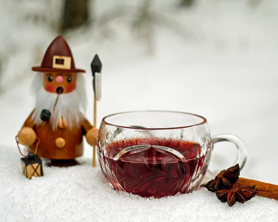 grzaniec vino caliente bebida tipica de polonia