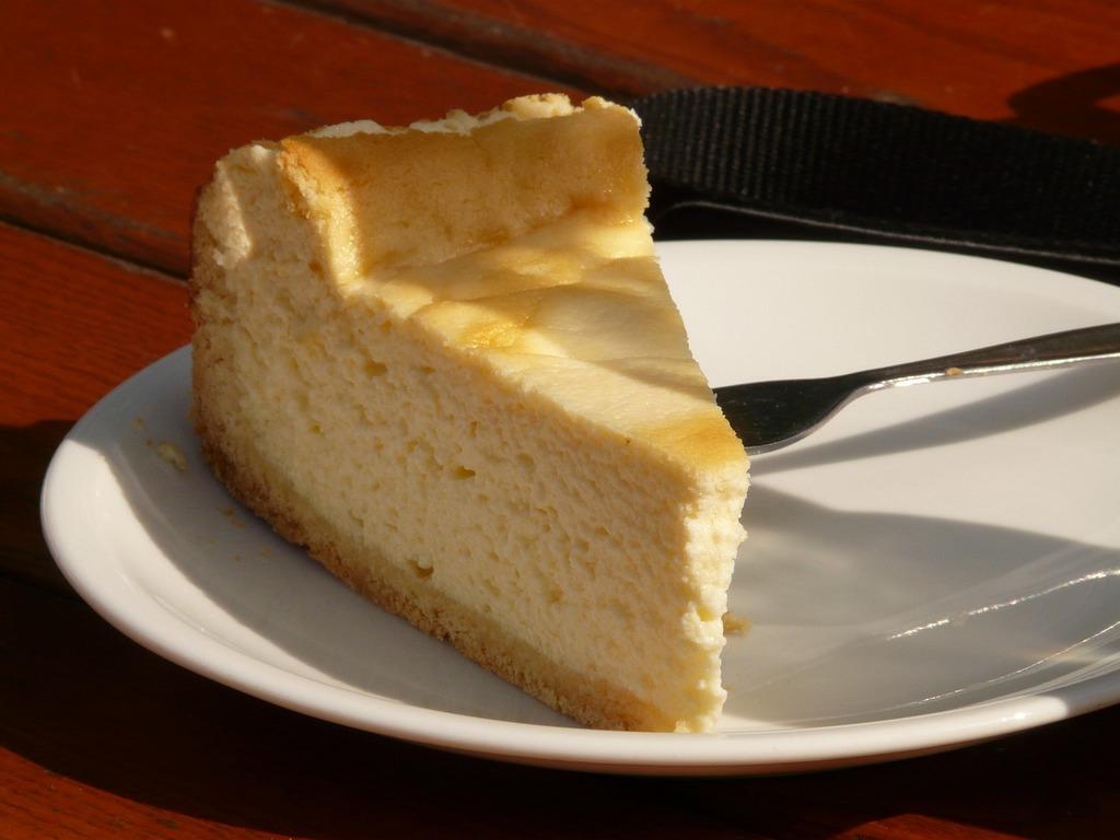 postre tipico polaco tarta de queso