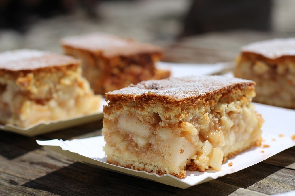 postre tipico de polonia tarta de manzana